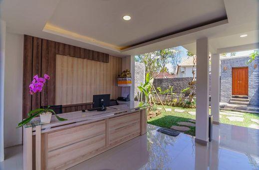 The Sidemen Villa Bali - interior
