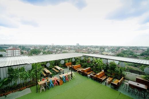 Deli Hotel Medan - Restaurant