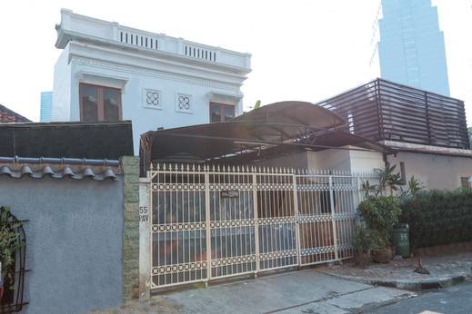Menteng Guest House Jakarta - Facade