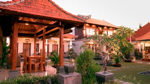 Gus Mank Stay Bali - Appearance