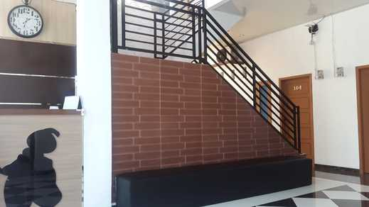 Baba Guest House Syariah Padang - Resepsionis