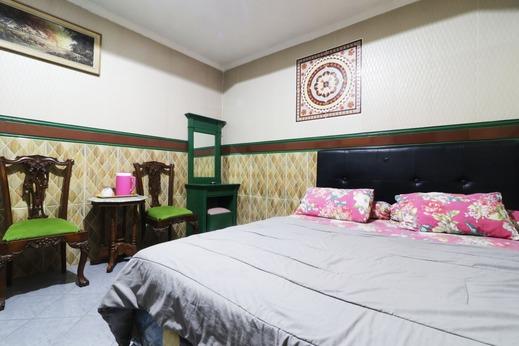 Hotel Alamanda Jakarta - dlx a