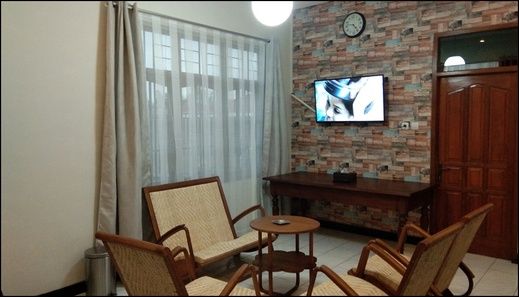 Homestay Lovebird Wonosobo - interior