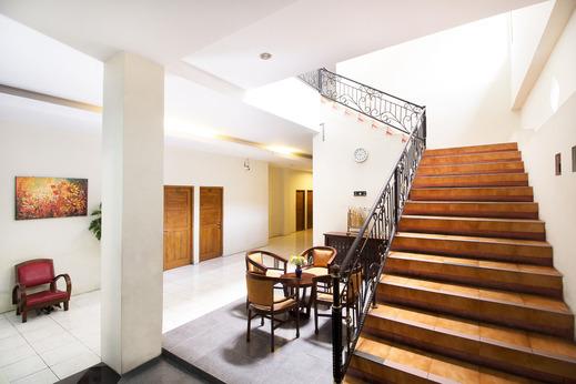 Nirvana Inn Wahid Hasyim Yogyakarta - Interior Detail
