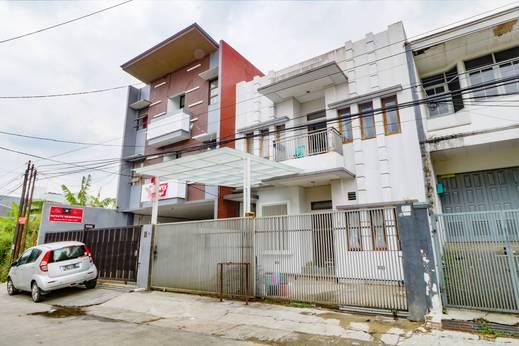 Jesz House Bandung - Tampak Luar