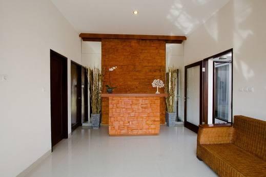 Karana Villa Bali - Resepsionis