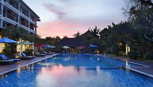Hotel Santika Siligita Nusa Dua Bali Bali - Kolam Renang