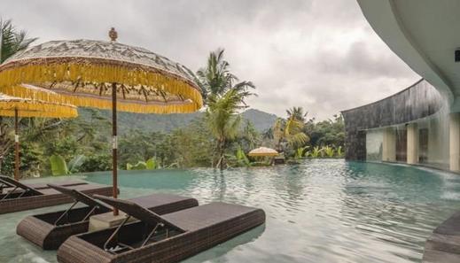 Wapa di Ume Sidemen Bali - pool
