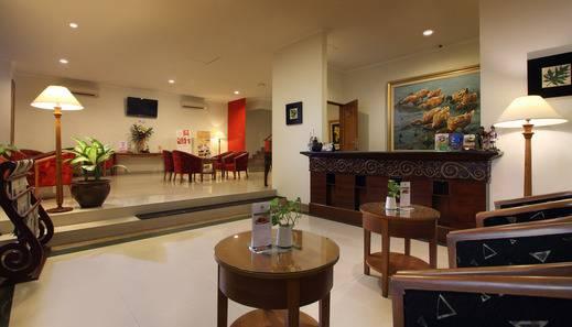 Emersia Malioboro Hotel Jogja - Lobby
