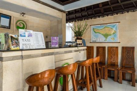 Tinggal Premium at Ubud Hanoman Bali - lobi