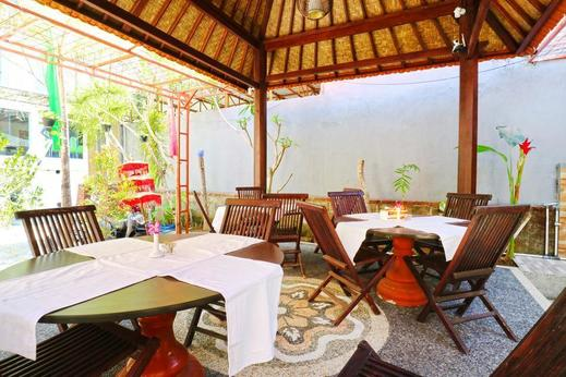 Taste of Bali Hostel Bali - Place to eat