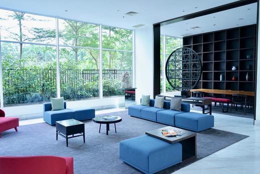 Puri Suite Satu 8 Hotel Jakarta - Interior
