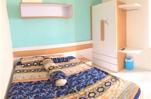Apartment Aeropolis by Enda Room Tangerang - Bedroom