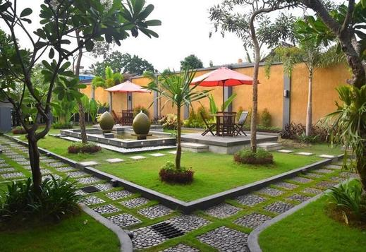 Hotel Orizatha Lombok - Exterior