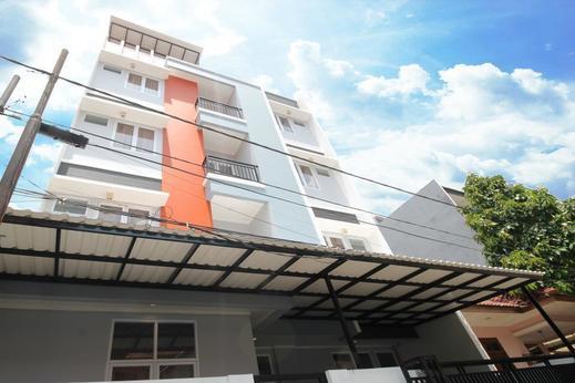 Airy Eco Tanah Abang Kebon Kacang Enam Belas 6 Jakarta Jakarta - Property Building