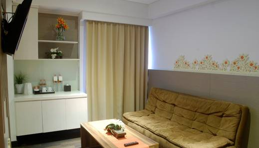 Edelweiss Hotel Jogja - Junior Suite