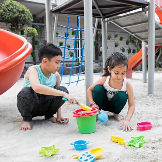 Hotel Aryaduta Palembang - Kids 2020