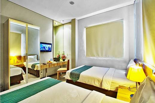 Griyadi Blue Pacific Hotel Jakarta - Kamar Standard