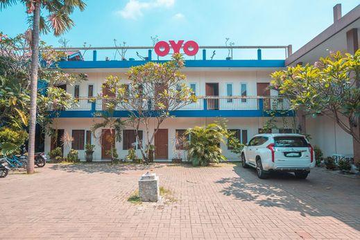 OYO 665 Namora Residence Near Olahraga Nasional Hospital Jakarta - Facade