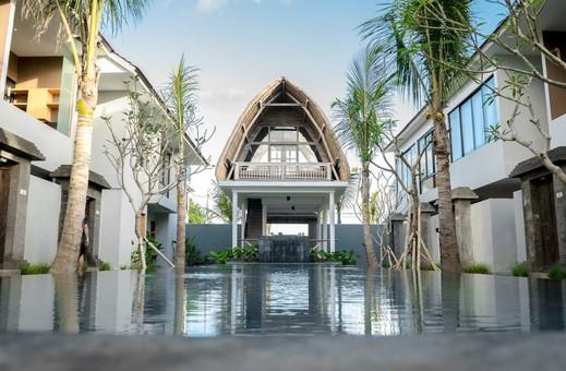 Sunrise Suite Bali - exterior