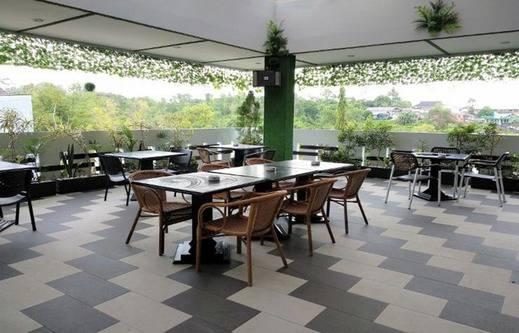 Sevensix Hotel Balikpapan Balikpapan - Restaurant