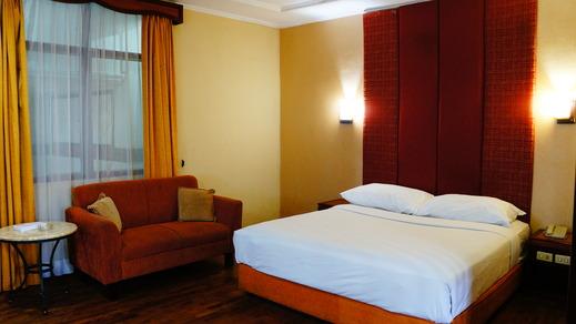 Hotel Menteng 1 Jakarta - Deluxe Room