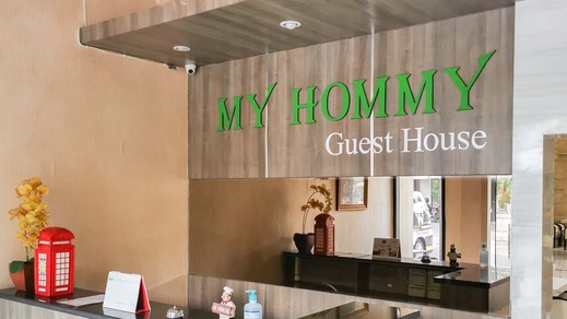 My Hommy Homestay Surabaya - Photo