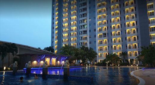 Cosmy Apartment Pakuwon Mall Surabaya - View
