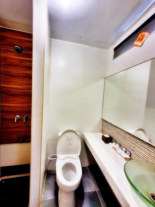 Papaho Resort Puncak - Kamar Mandi