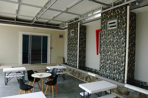OYO 185 Roriz House Palembang - Common Area