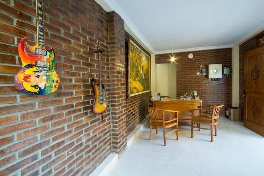 De Hostel Yogyakarta - Interior