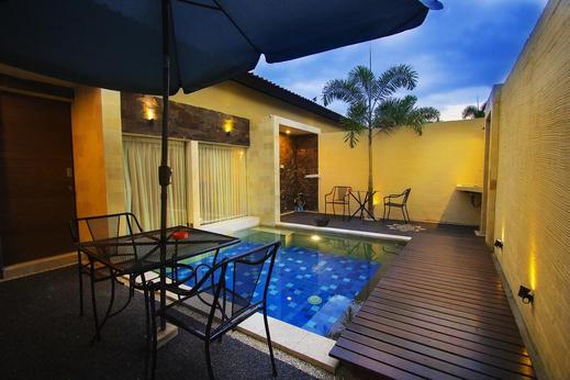 Punyan Poh Bali Villas Bali - Swimming Pool