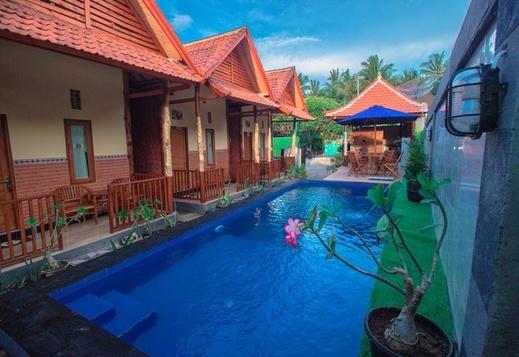 Myart Homestay Bali - Pool