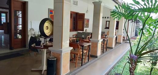 Saskava Hotel & Resto Bandung - Area publik