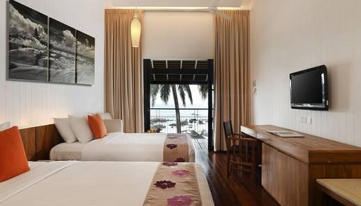 Turi Beach Resort Batam - Deluxe Beachfront Room