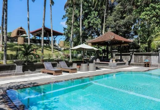 NIDA Rooms Ubud Raya Pengosekan Bali - Kolam Renang