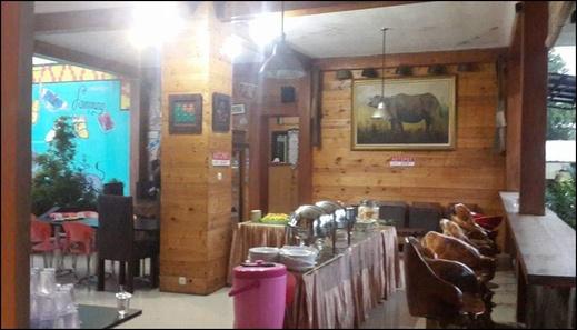 Nuwono Tasya Guesthouse Syariah Bandar Lampung - interior