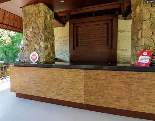 NIDA Rooms Pengosekan Raya Bali - Resepsionis