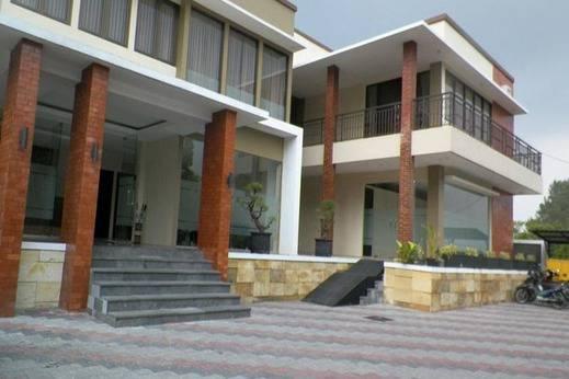 Akasa Hotel Kaliurang Yogyakarta - Eksterior