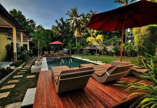 Shu Villa Lombok - Pool