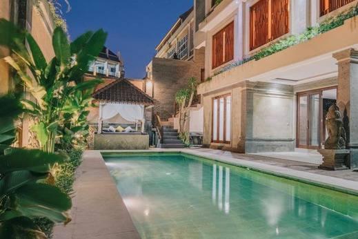 Visala Boutique Suites Bali - Kolam Renang