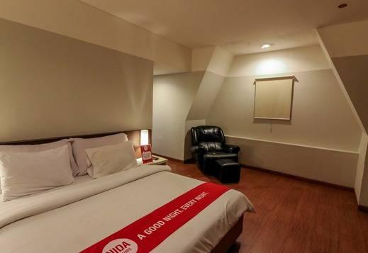NIDA Rooms Tambusai 9 Pekanbaru Pekanbaru - Kamar tamu