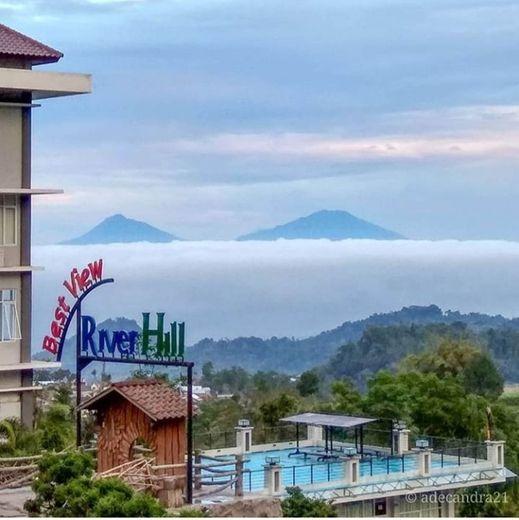 River Hill Tawangmangu Karanganyar - View