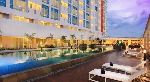 Swiss-Belinn Malang - Pool1
