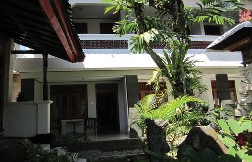 Agung and Sue Watering Hole II Sanur - pemandangan