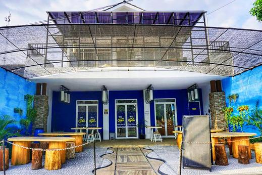 Oase Hostel Yogyakarta Yogyakarta - Facade