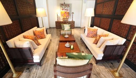 Bali Paragon Resort Hotel Bali - Lobby Lounge
