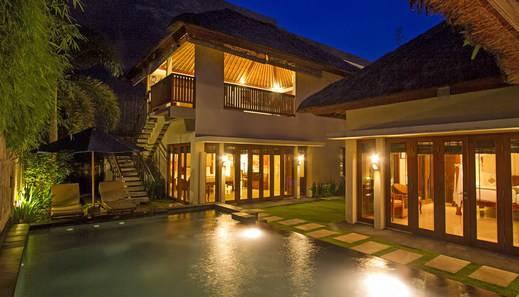 Bali Baliku Private Pool Villas Jimbaran - Two Bedroom Private pool Villa