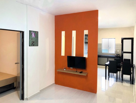 Sharon Square Apartment Batam - interior