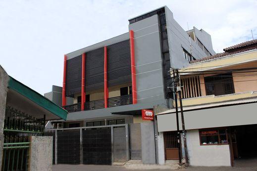 PermataTawakal Jakarta - Facade